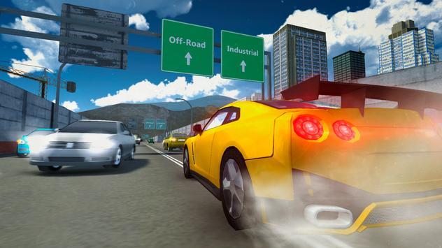 Extreme Sports Car Driving 3D screenshot 9