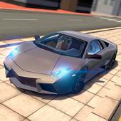 Extreme Car Driving Simulator icône