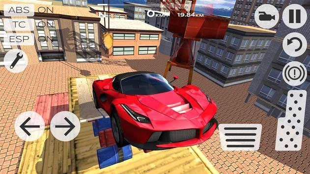 Extreme Car Driving Simulator स्क्रीनशॉट 17
