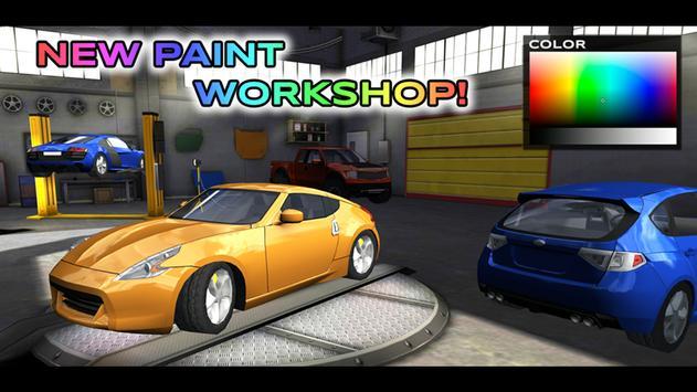 Extreme Car Driving Simulator screenshot 4