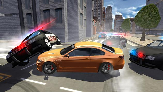 Extreme Car Driving Racing 3D poster