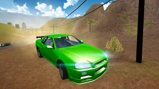 Extreme Pro Car Simulator 2016 screenshot 1