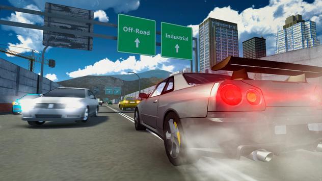 Extreme Pro Car Simulator 2016 screenshot 7