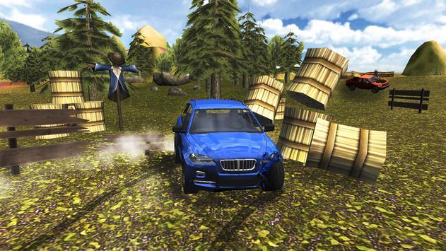 Extreme SUV Driving Simulator الملصق