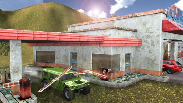 Extreme SUV Driving Simulator تصوير الشاشة 10