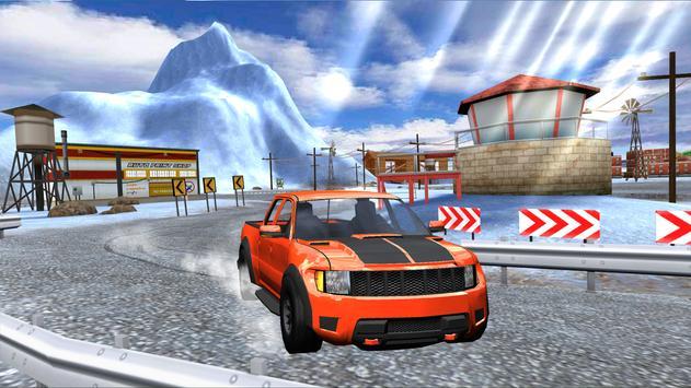 Extreme SUV Driving Simulator تصوير الشاشة 18