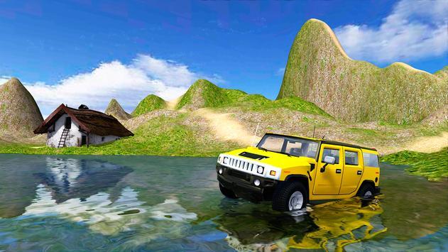 Extreme SUV Driving Simulator تصوير الشاشة 5