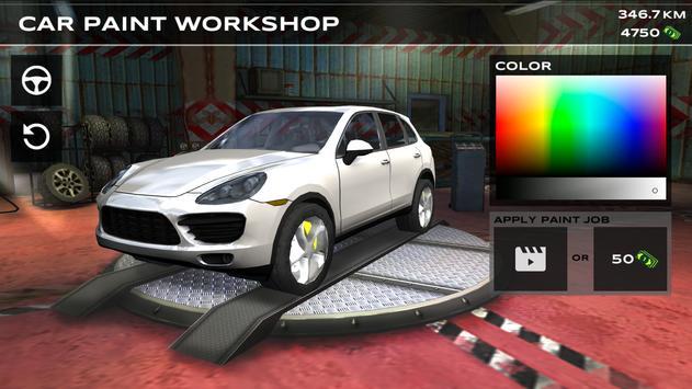 Extreme SUV Driving Simulator تصوير الشاشة 8