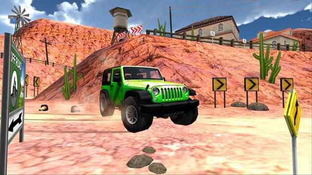 Extreme SUV Driving Simulator تصوير الشاشة 9