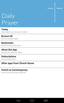 Daily Prayer: from the CofE captura de pantalla 8