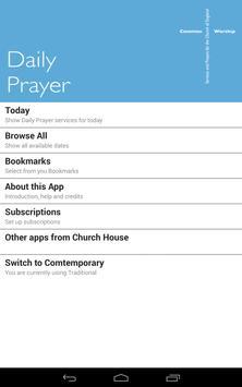 Daily Prayer: from the CofE captura de pantalla 14