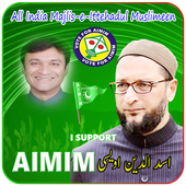 AIMIM Party Photo Frames icon