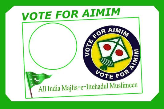 AIMIM Party Photo Frames screenshot 4