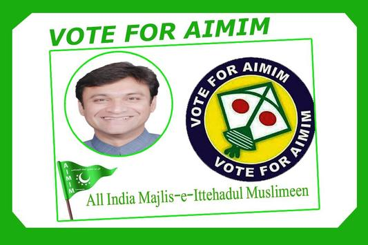 AIMIM Party Photo Frames screenshot 5