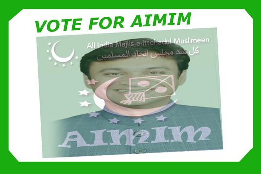 AIMIM Party Photo Frames screenshot 7