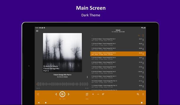 AIMP ảnh chụp màn hình 9