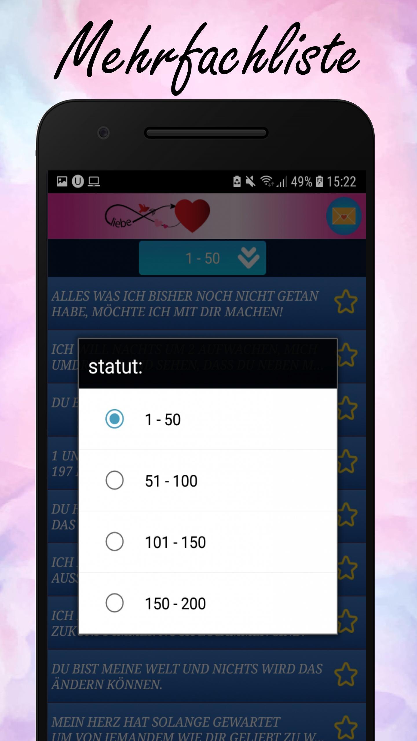Liebessprüche Romantische Schöne Sprüche For Android Apk