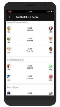 All Football Live - Fixtures, Live Score & More screenshot 4