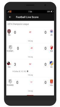 All Football Live - Fixtures, Live Score & More screenshot 5