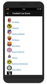 All Football Live - Fixtures, Live Score & More screenshot 1