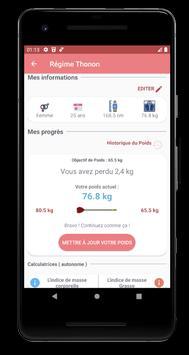 Le Nouveau Régime Thonon स्क्रीनशॉट 7