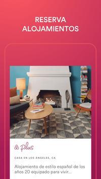 Airbnb captura de pantalla 3