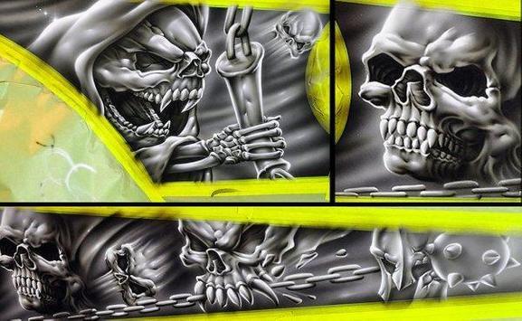 Airbrush Graphic Design screenshot 2