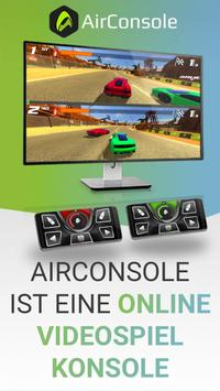 AirConsole Plakat