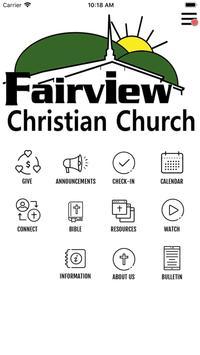 Fairview Christian Church screenshot 1