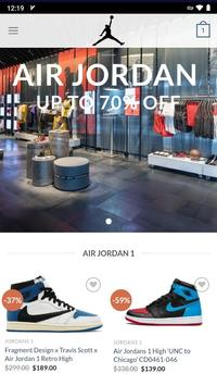 AIR JORDAN SHOP screenshot 18
