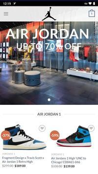 AIR JORDAN SHOP screenshot 2