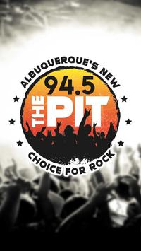 94.5 The Pit poster