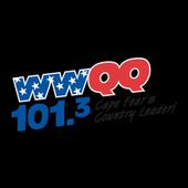 WWQQ 101.3 icon