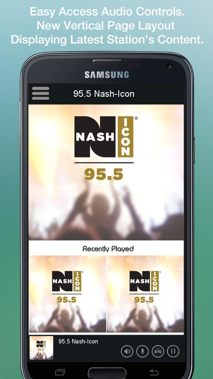 95 5 Nash Icon Fur Android Apk Herunterladen