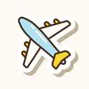 ikon Tiket pesawat & Hotel Booking App
