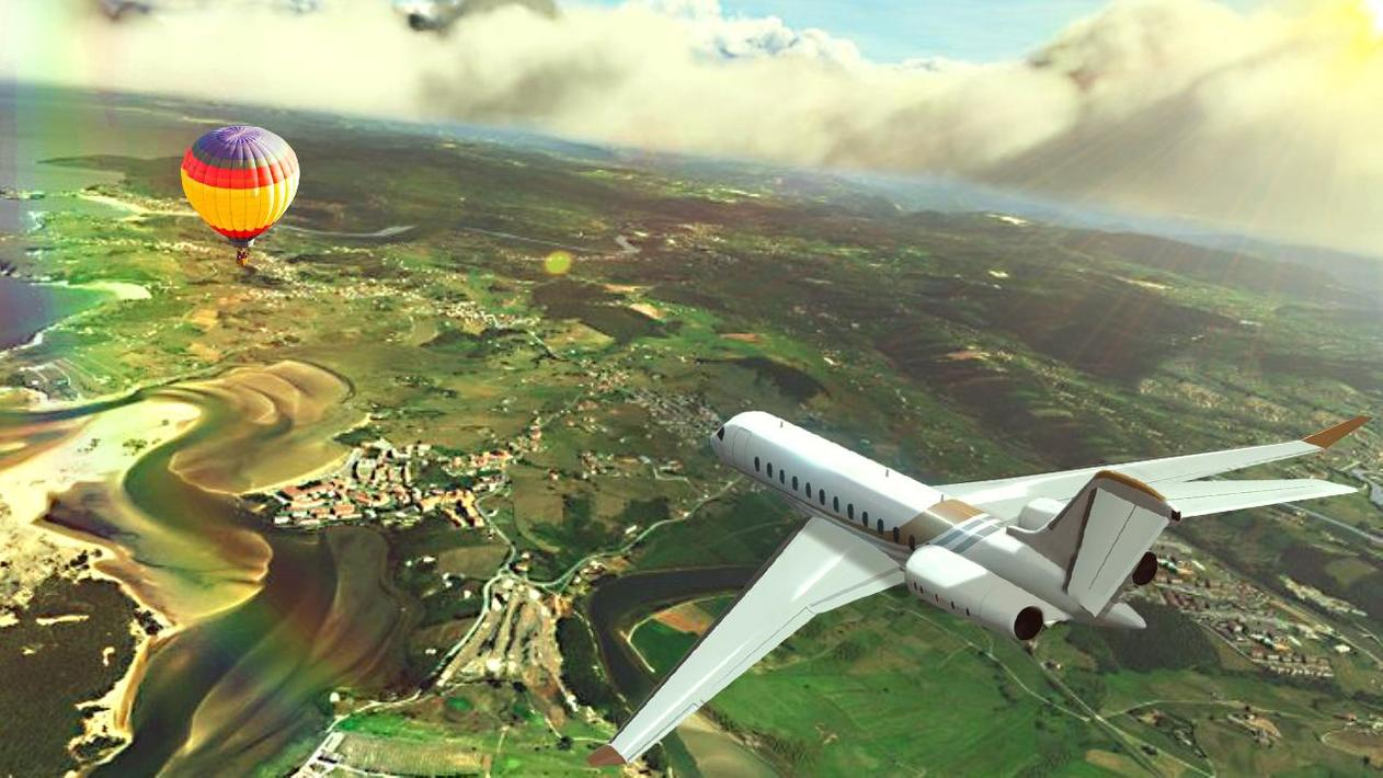 Airport Flight Simulator: Free Flying Game 2021 for ...