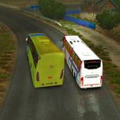 Airport Bus Racing icon