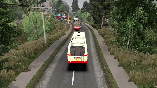 Bus Simulator 2020:Airport Heavy Bus Driving-2 capture d'écran 14