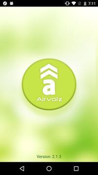 AIRVOIZ PLATINUM poster