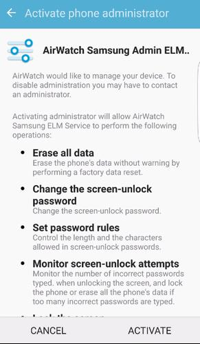 AirWatch Samsung ELM Service for Android - APK Download