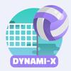 Dynami-X! Play dynamic games and test your skills! ikon