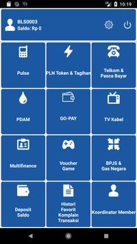 Blues Tronik - isi pulsa dan PPOB online screenshot 3