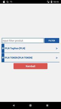 Blues Tronik - isi pulsa dan PPOB online screenshot 5