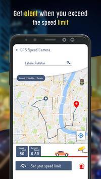 SpeedCam Detector Radar– Traffic & Route Navigator screenshot 16