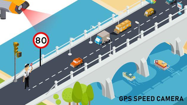 SpeedCam Detector Radar– Traffic & Route Navigator screenshot 1