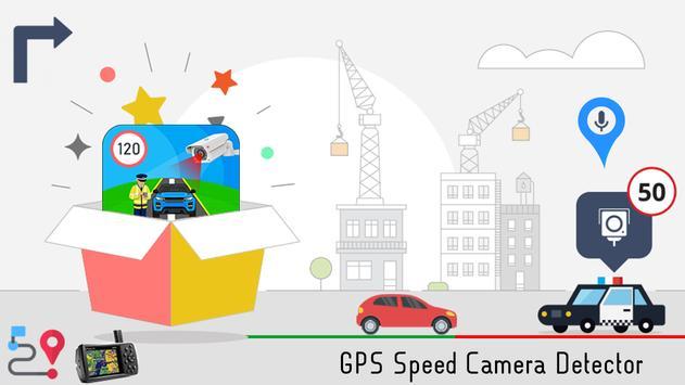 SpeedCam Detector Radar– Traffic & Route Navigator screenshot 5