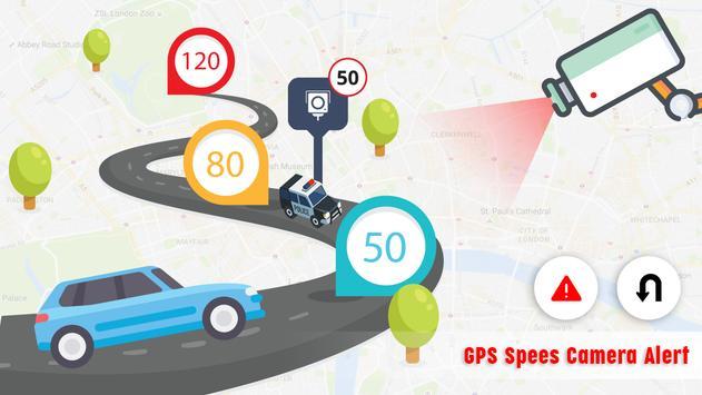 SpeedCam Detector Radar– Traffic & Route Navigator screenshot 6