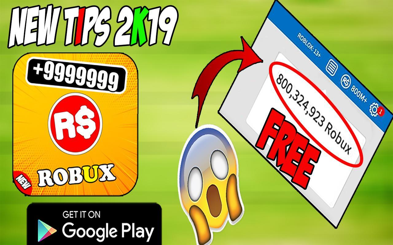 Get Free Robux New Tips Tricks Robux Free 2019 For Pc How To Get Free Robux Get Robux Tips 2k19 For Android Apk Download