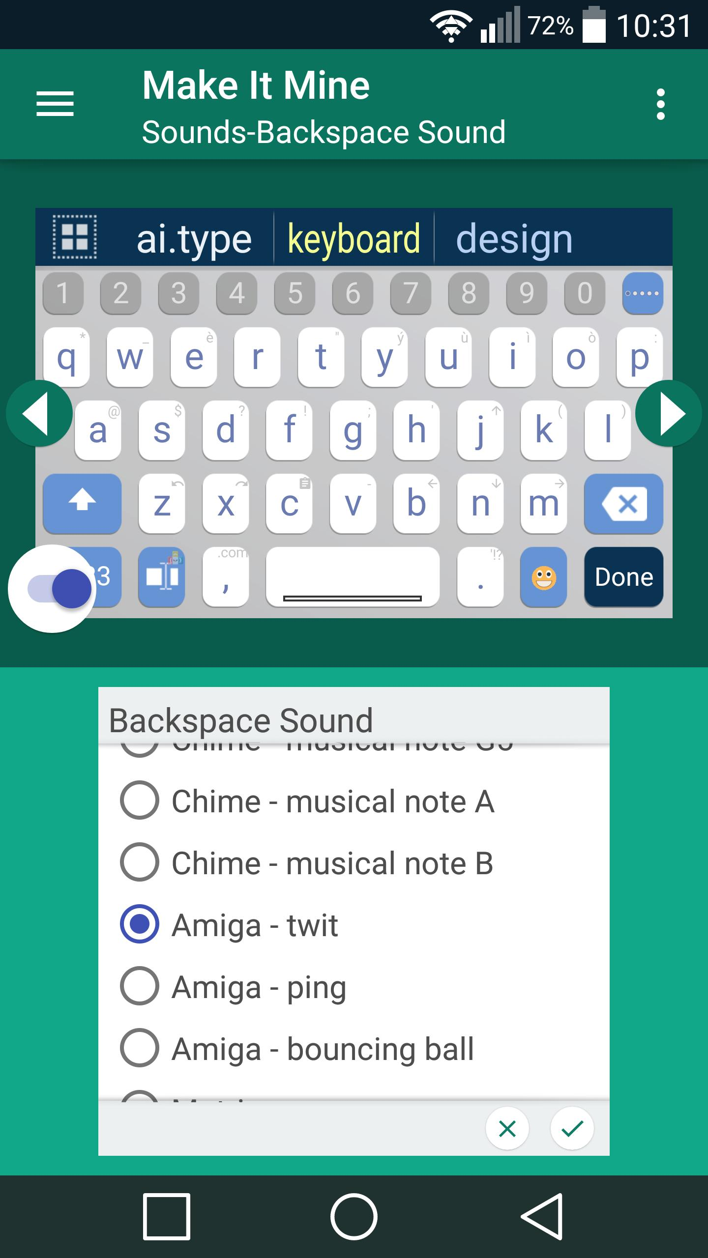 ai type Nature Sound Pack for Android - APK Download