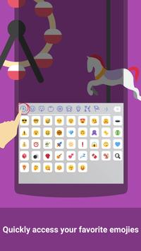 ai.Twitter Emoji Keyboard スクリーンショット 3